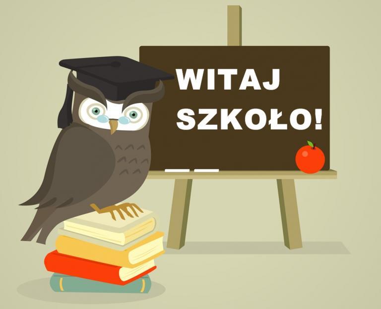 Życzenia Wojewódzkiego Komendanta OHP z okazji Rozpoczęcia Roku Szkolnego 2021/2022