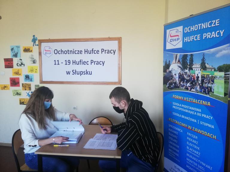 Rekrutacja do 11-19 Hufca Pracy w Słupsku