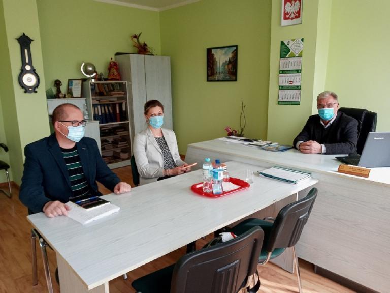 11-23 Hufiec Pracy w Zakładzie Doskonalenia Zawodowego w Słupsku