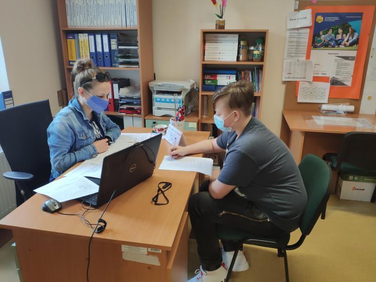Zakończenie aktywnego wypoczynku z OHP w Człuchowie