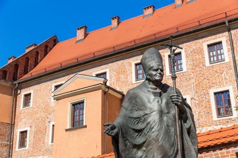 Nabór prac na Ogólnopolski Konkurs Papieski