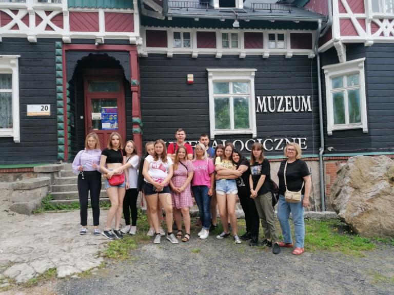 Zakończenie obozu w Mysłakowicach